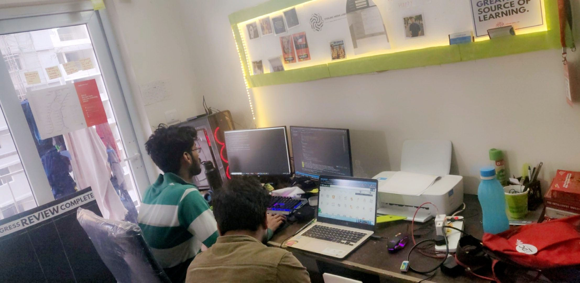 Shantanu Jain, Sterling Media Labs