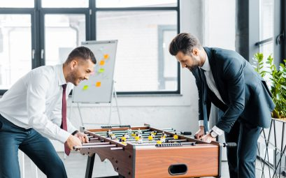 2 Things Entrepreneurs Must Learn From Soccer
